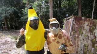 Bucks Party Costume