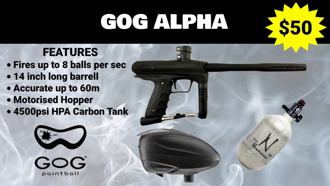 GOG Alpha Upgrade